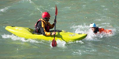 Safety Kayak Assessments (up to Grade 4)