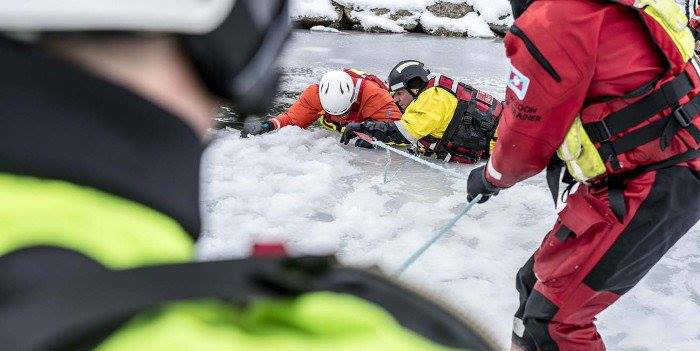 Ice Rescue Technician