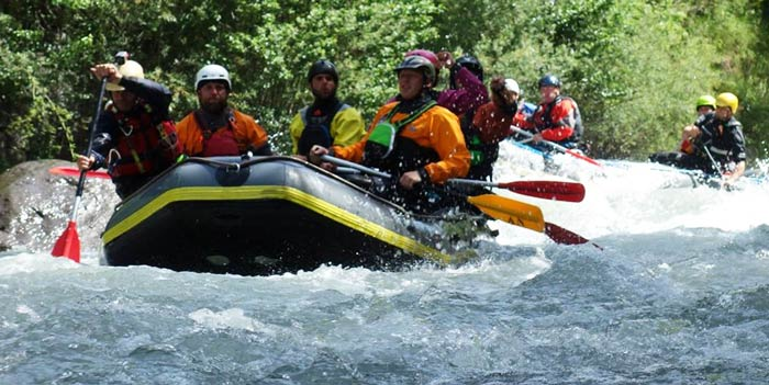 IRF Raft Guide Training Courses